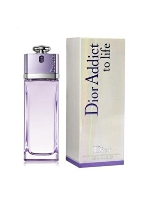 Dior Addict To Life Edt Spray 100 ml Renksiz